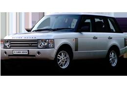 Коврик в багажник для Land Rover (Лэнд Ровер) Range Rover 3 2002-2012