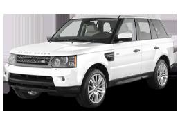 Коврик в багажник для Land Rover (Лэнд Ровер) Range Rover Vogue II 2013+