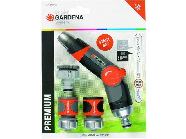 Комплект для поливу Gardena Premium (08192-20)