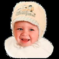 Зимняя шапка для детей