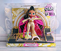 Кукла LOL Surprise OMG Remix Collector Jukebox B.B. 2020 - Лол Омг Селебрити 569879, фото 1