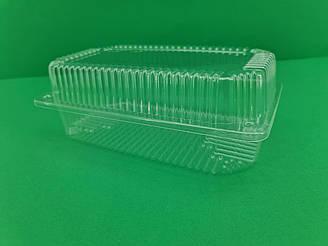 Контейнер пластиковий з відкидною кришкою SL36 V1700 млл (50 шт)