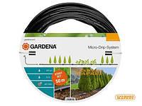 Набор микрокапельного полива Gardena для рядных растений 50 м (13013-20)