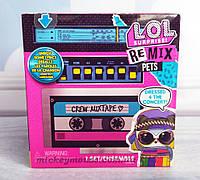 Оригинал L.O.L. Surprise! Кукла лол ремикс музыкальный сюрприз Мой Любимец LOL Surprise Remix Pets Пром-цена, фото 1