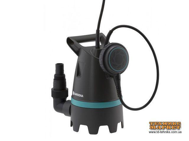 Погружной насос для брудної води Gardena 9300 (09006-29)