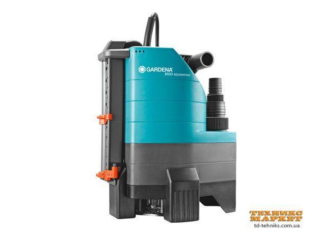 Насос для грязной воды Gardena 8500 Aquasensor Comfort