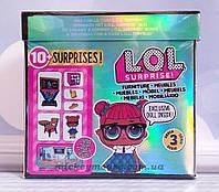 Оригинал. Игровой набор с куклой L.O.L. Surprise! Furniture S2 - Класс Умницы Пром-цена