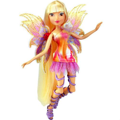 Кукла Winx Митикс Стелла