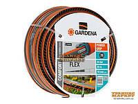 "Шланг Gardena Flex 9х9 (3/4"") 25 м, фото 1"