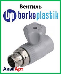 """Berke Plastik ппр вентиль для радіаторів 20x1/2"""""""