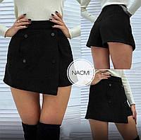Спідниця-шорти жіночі з кашеміру, фото 1