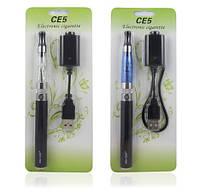 Электронная сигарета eGo СЕ-5 Electronic Cigarette блистер , фото 1