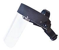 Маска защитная с пластиковым креплением (Украина)