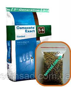 Osmocote Exact Standard 5-6М (Формула 15-9-12+2MgO+ТЕ) Плодово - ягодные культуры \ луковичные 200г
