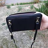Стильный женский клатч, сумочка Baellerry Show You. Черный, фото 7