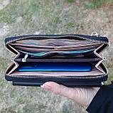 Стильный женский клатч, сумочка Baellerry Show You. Черный, фото 10