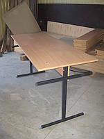 Каркас металлический стол для столовой 6 мест