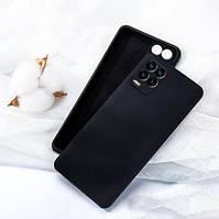 Силиконовый чехол Liquid Silicone Case Xiaomi Mi 10 Lite