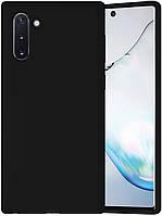 Силіконовий чохол Liquid Silicone Case Samsung Galaxy Note 10