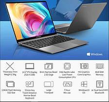 Teclast F7S / 14.1' (1920x1080) IPS / Intel Celeron N3350 (2 ядра по 1.1 - 2.4 GHz) / 8GB LPDDR4 / 128GB SSD /, фото 2