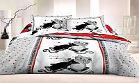 Постельное белье ТЕП Коты евроразмер, фото 1