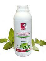 Жидкость для снятия искусственных ногтей и очистки кистей от акрила с экстрактом Зеленого чая Velena, 1000 мл