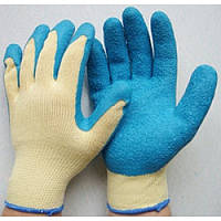 Перчатки RDR с рефленым латексным покрытием