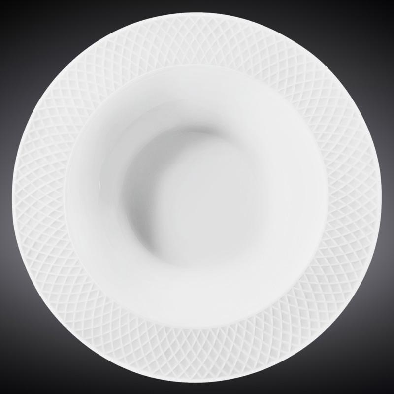 Набор 6 суповых тарелок Wilmax Julia Vysotskaya Ø22.5см, фарфор