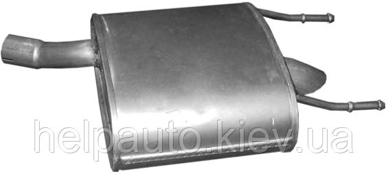 Глушитель для Opel Insignia
