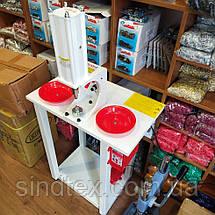 Пресс для установки швейной фурнитуры электрический (СТРОНГ-1436), фото 2