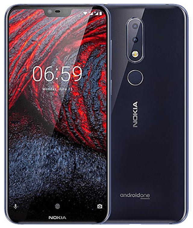 Смартфон Nokia 6.1 Plus Global Version 4/64GB