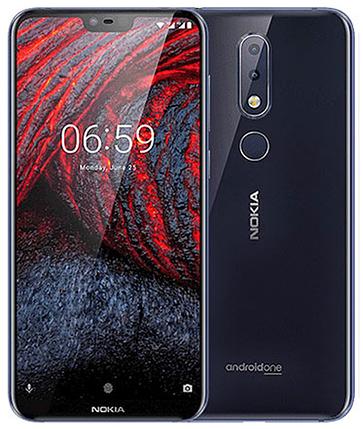Смартфон Nokia 6.1 Plus Global Version 4/64GB, фото 2