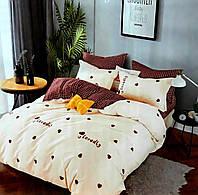 Комплект постельного белья семейный Coloko 2х150х220 (PT0052)