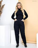 Женские брюки Брюки №3 (чёрный) 0610201