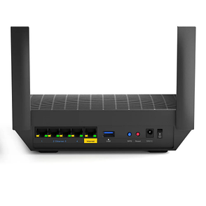 Роутер LINKSYS MR7350-EU, DUAL BAND MU-MIMO MESH WiFi 6 GIGABIT ROUTER, AX1800, фото 2