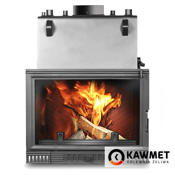 Камінна топка Kaw-met W1 co-18,7 kW