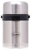 Термос пищевой c ручкой 800 мл Con Brio CB-320