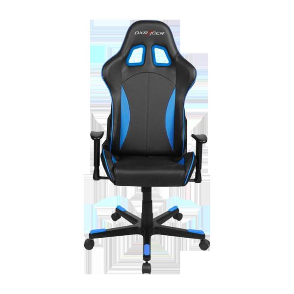 Кресло компьютерные DXRacer Formula OH/FE57/NB Black/Blue