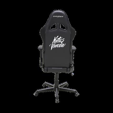 Кресло для геймеров DXRacer Racing OH/RZ60/NGY Black/Grey/Yellow NaVi Limited Edition 2.0, фото 2