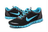 Кроссовки мужские Nike Free 3.0 V2 Black черные12