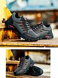 Кроссовки ботинки Jruike черные, фото 2