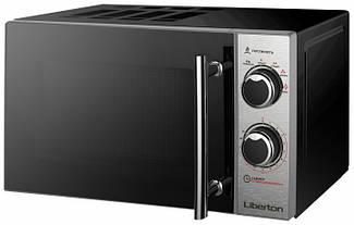 Мікрохвильова піч Liberton LMW-2079M Black