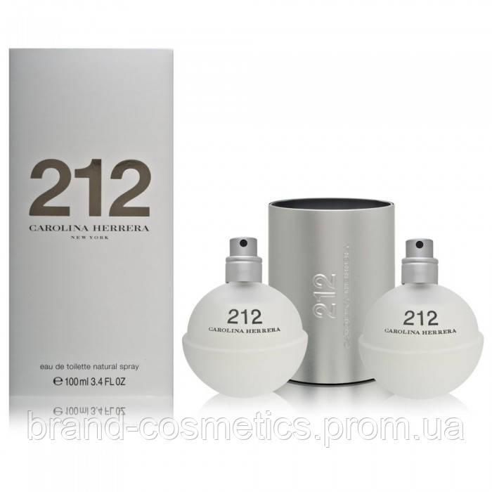 Женская туалетная вода Carolina Herrera 212 for women