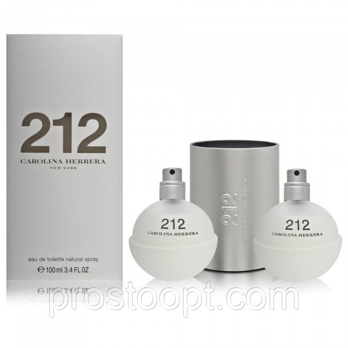 Жіноча туалетна вода Carolina Herrera 212 for women