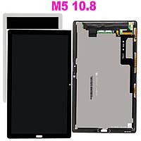 "Дисплей для Huawei MediaPad M5 10.8"" (CMR-AL09, CMR-W09), модуль в сборе (экран и сенсор), оригинал"
