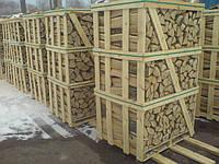 Покупаем колотые дрова на экспорт