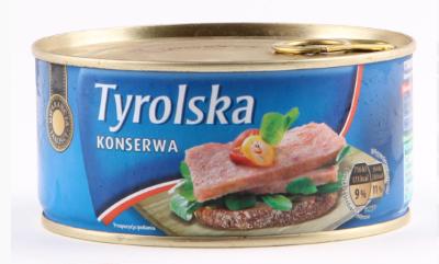 Консерва Tyrolska konserwa 300г