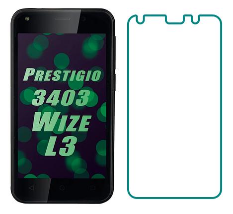Защитная пленка для Prestigio PSP3403, фото 2