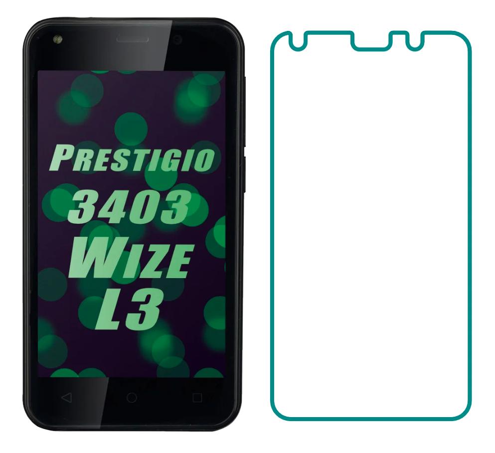 Защитная пленка для Prestigio PSP3403