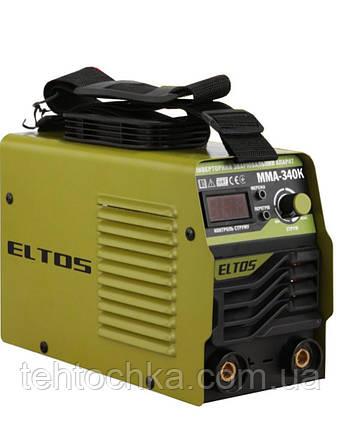 Сварочный инвертор Eltos ММА-340К, фото 2
